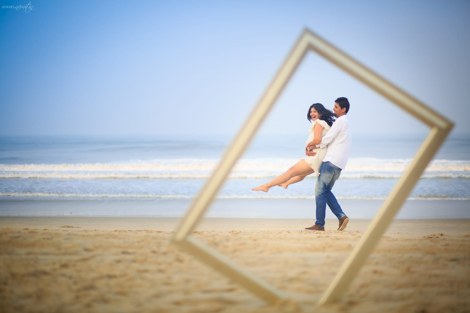 pre wedding loveable clicks:namit narlawar photography