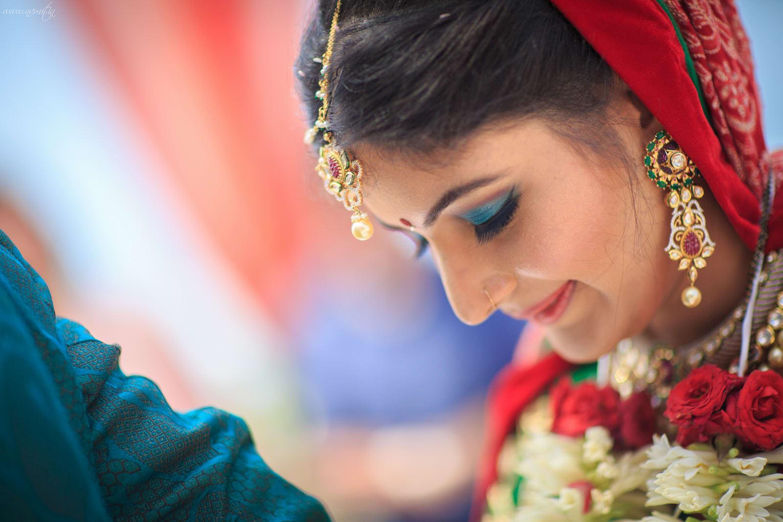 bridal click:namit narlawar photography