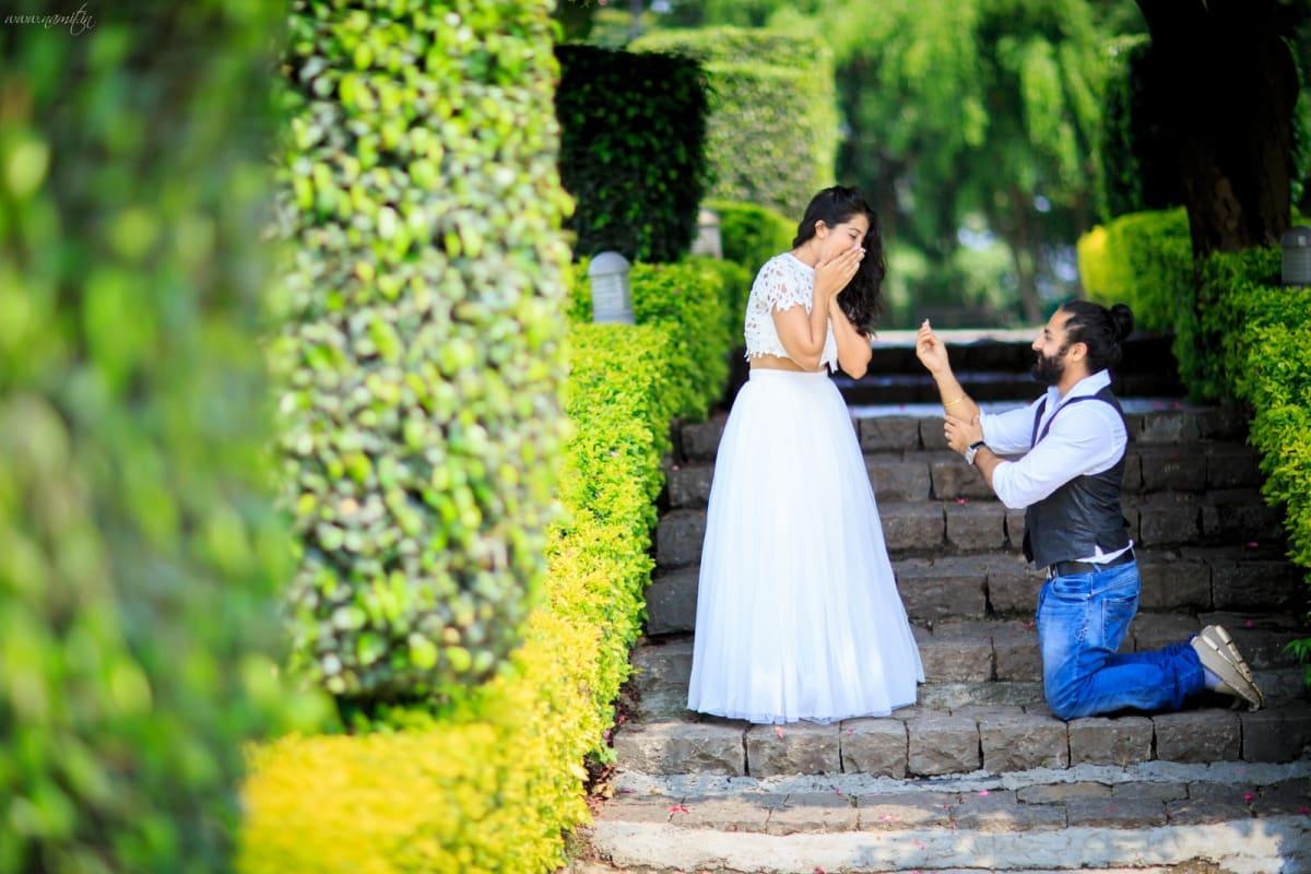 pre wedding shoot:namit narlawar photography