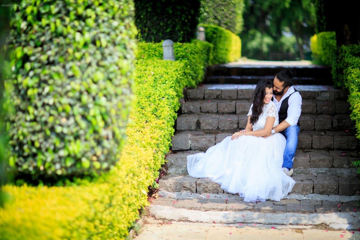 lovely pre wedding clicks:namit narlawar photography