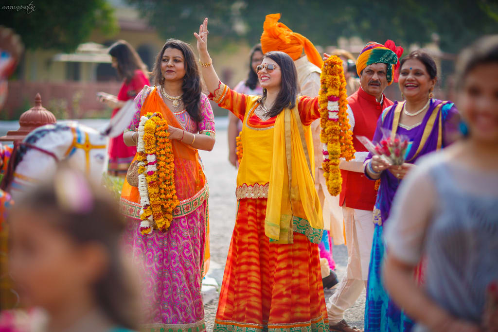 baraat welcome:namit narlawar photography