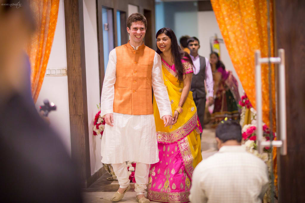 bride grooms lovely click:namit narlawar photography