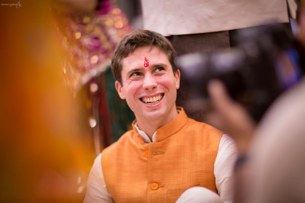 grooms photography:namit narlawar photography