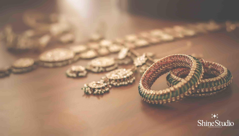 bridal accessories:shine studio