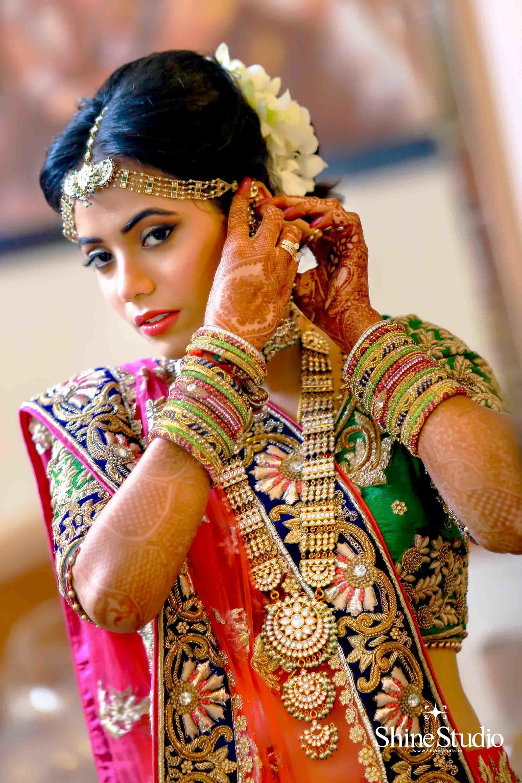 beautiful bridal photography:shine studio