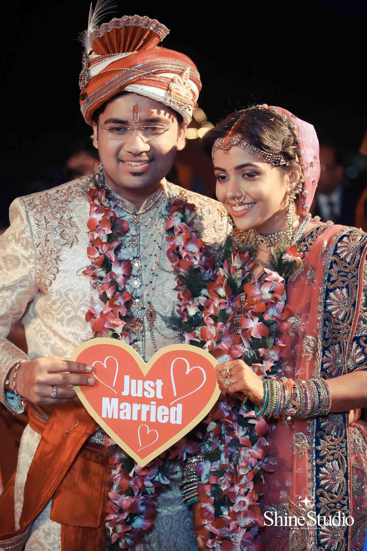wedding couple click:shine studio