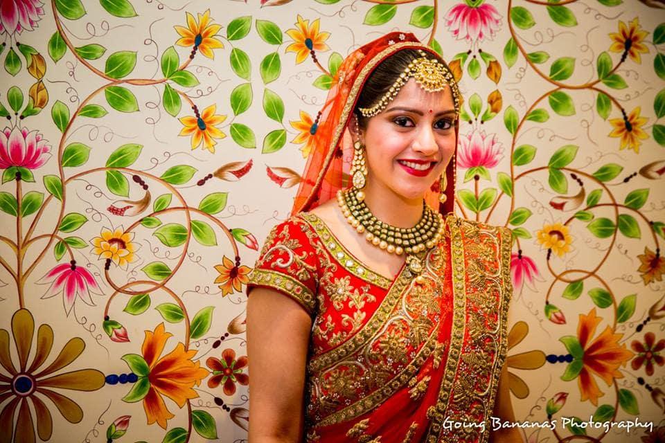 beautiful bridal photography:going bananas photography
