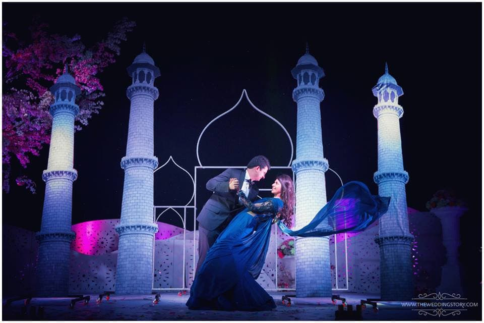 couple dance photography:the wedding story