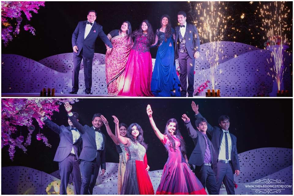 dance clicks:the wedding story