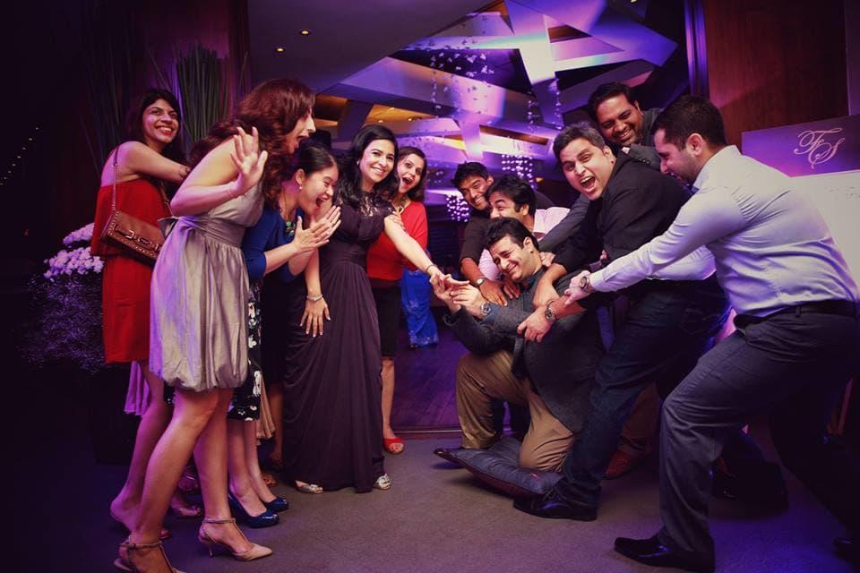 masti clicks:the wedding story
