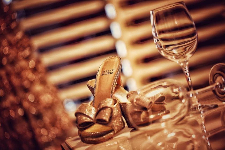 footwear:the wedding story