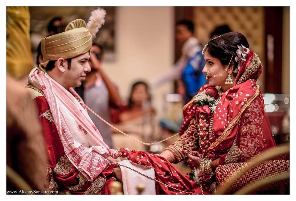 wedding rituals:akshay sansare photography and films