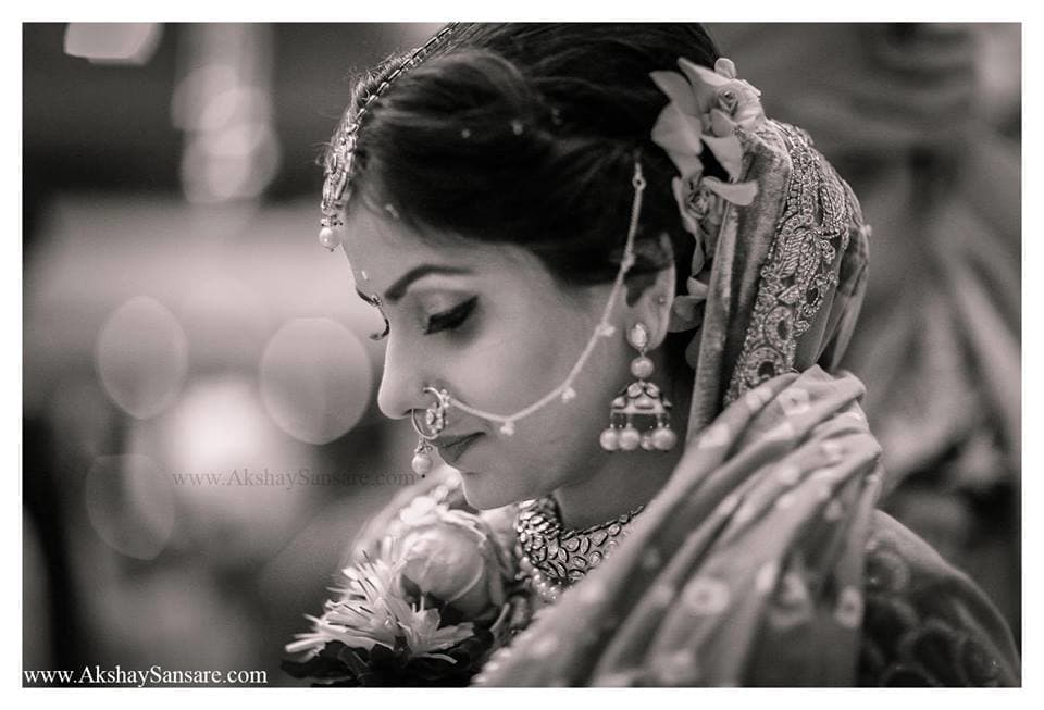 beautiful bridal accessories:akshay sansare photography and films