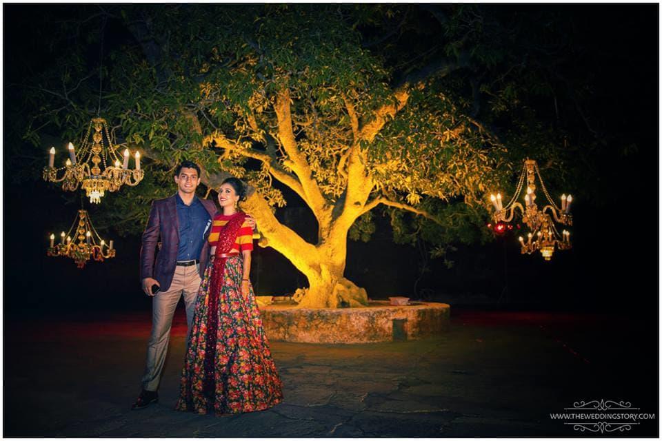 lovable clicks:the wedding story