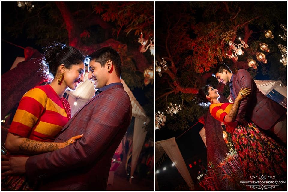 beautiful couple click:the wedding story