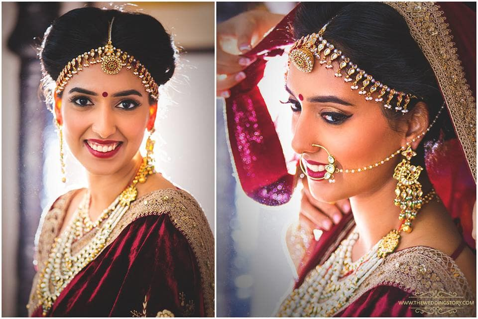 beautiful bridal photography:the wedding story