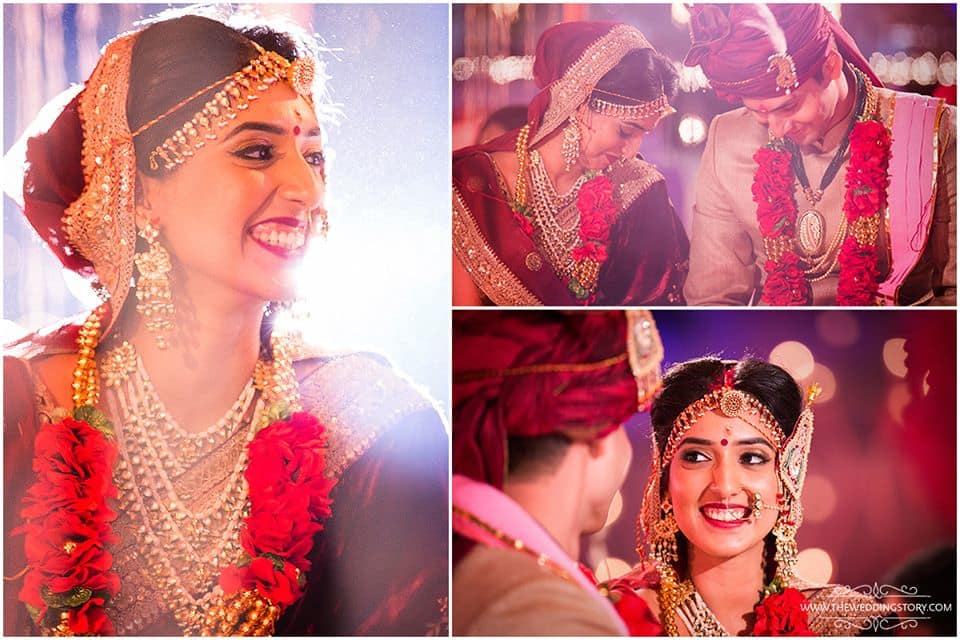 candid clicks:the wedding story