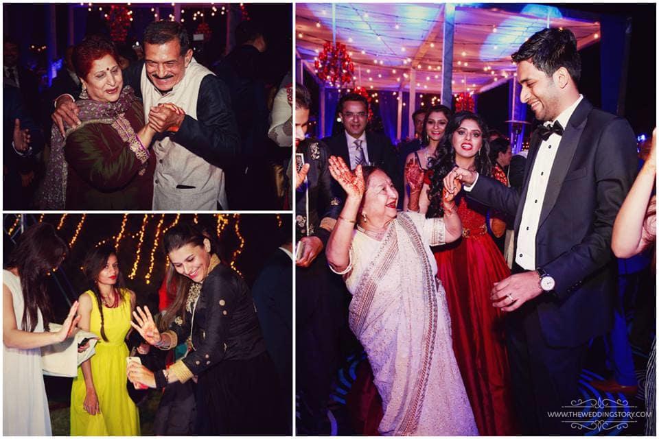 wedding dance:the wedding story