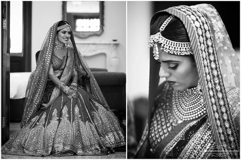 bridal photography:the wedding story