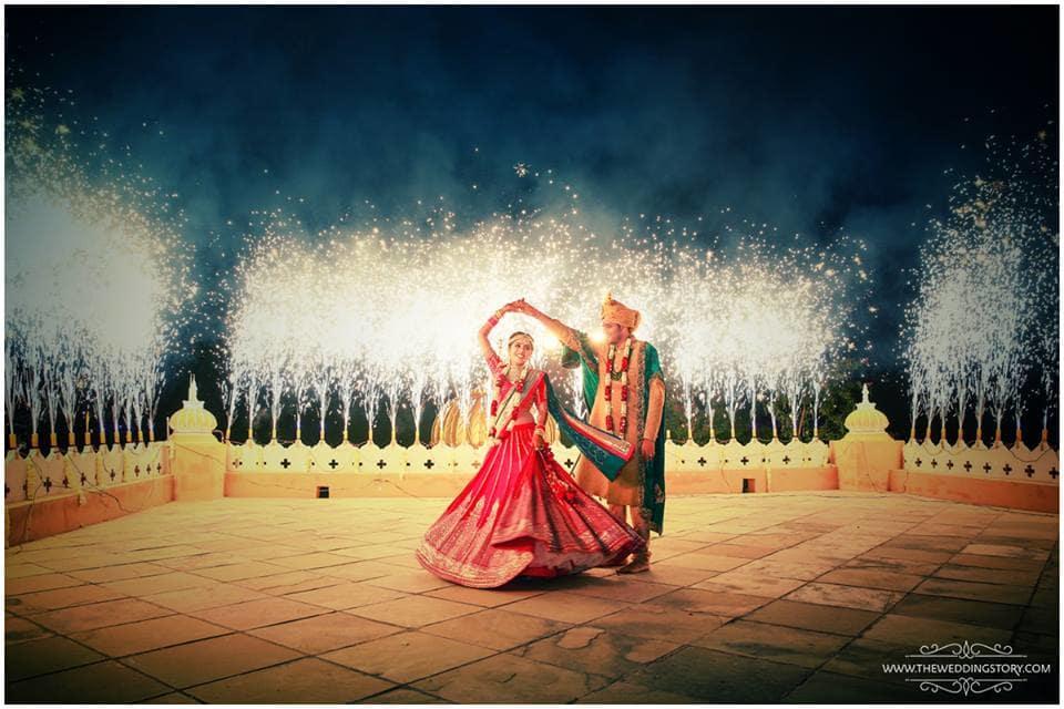 wedding couple dance:the wedding story