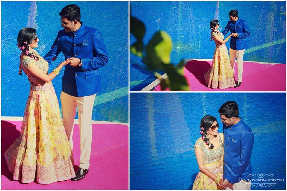 beautiful couple click:the wedding story