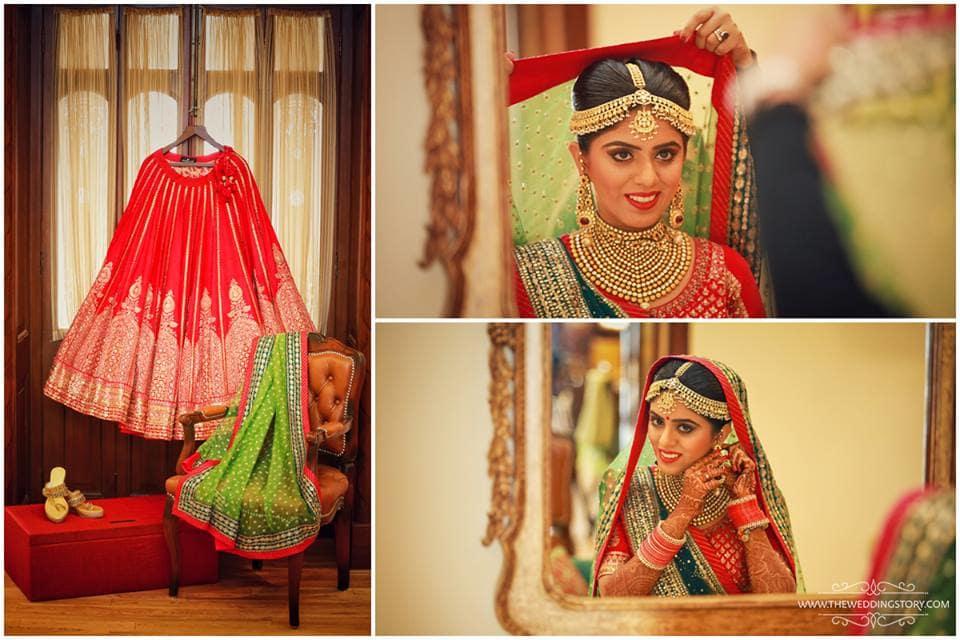 beautiful bridal wear:the wedding story