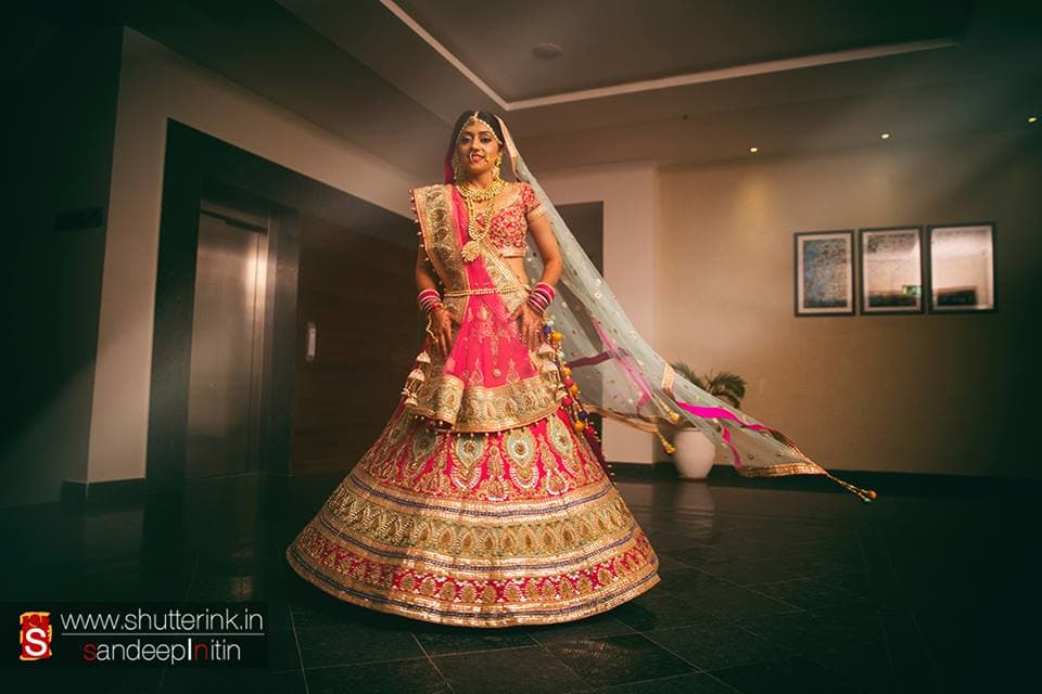 bridal click:shutterink photography