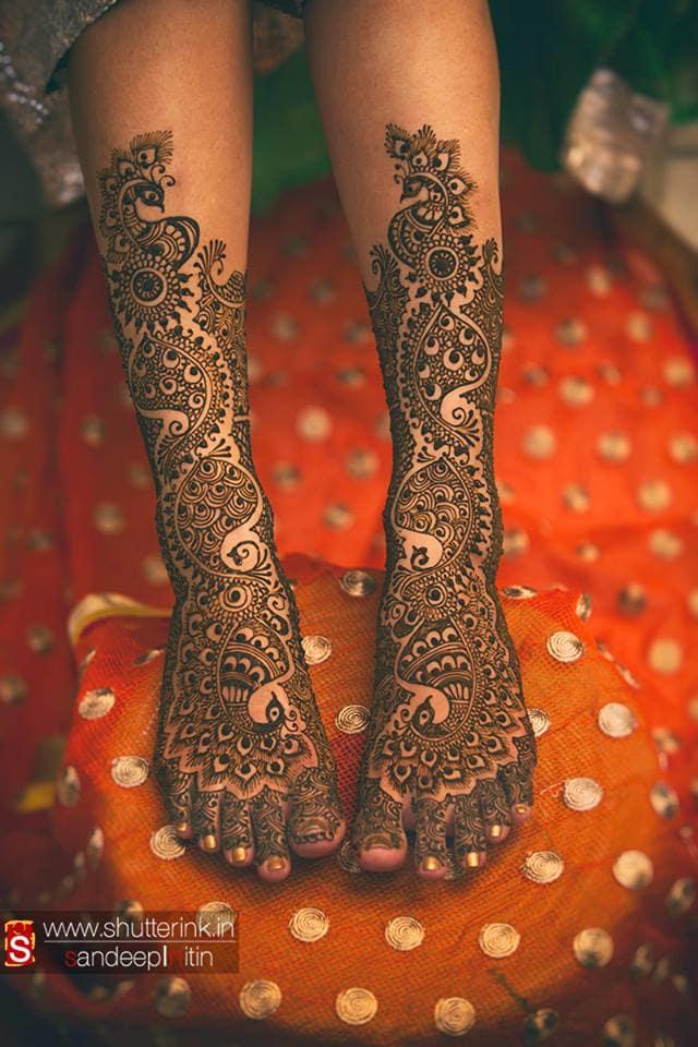 bridal mehandi click:shutterink photography