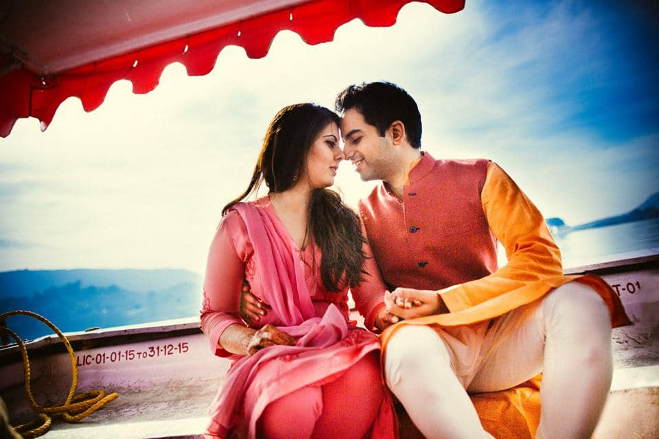 pre wedding clicks:candid shutters