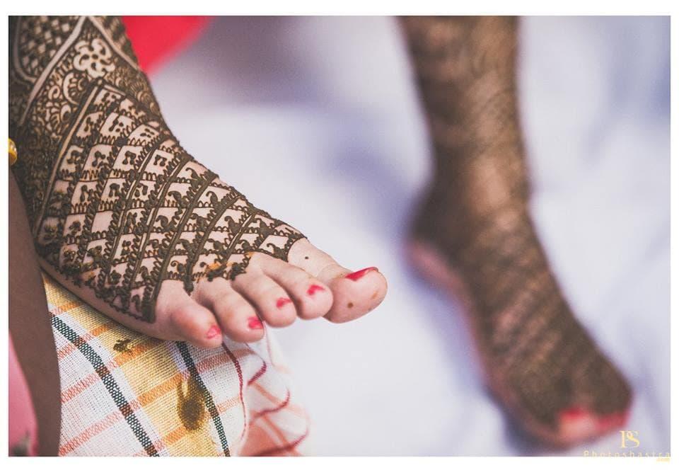 bridal mehandi:photoshastra