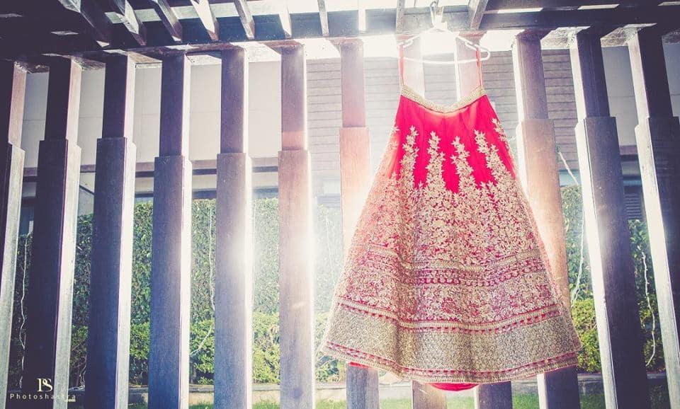 bridal lehanga:photoshastra