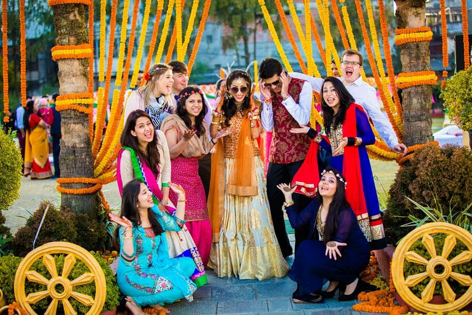 wedding masti click:candid shutters
