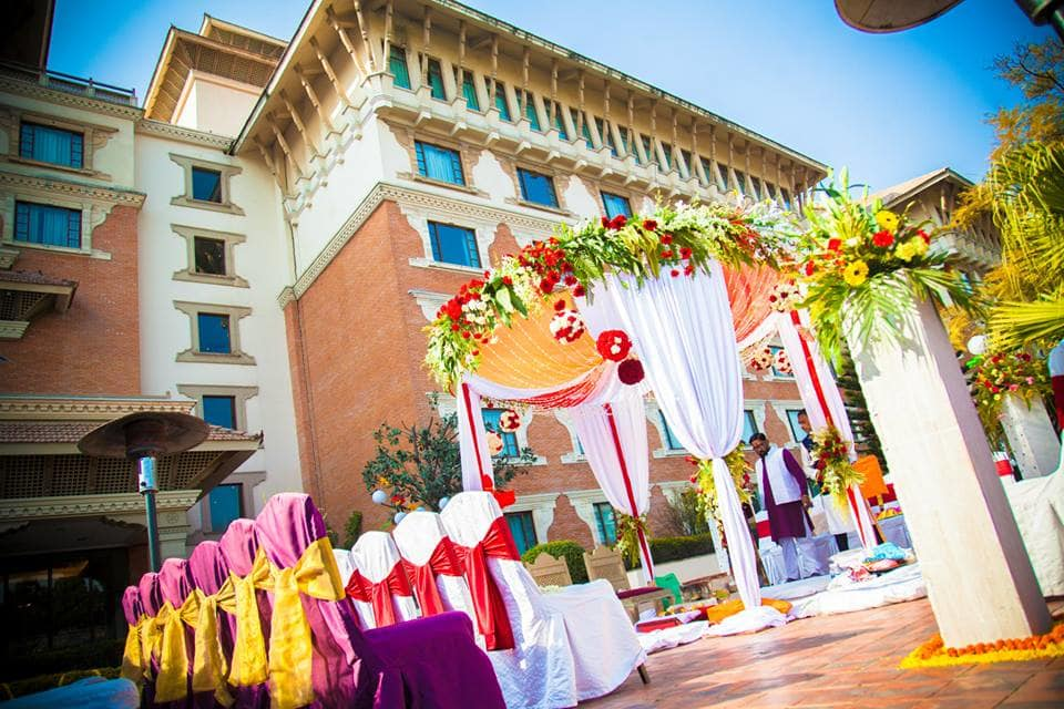 mandap decoration:candid shutters