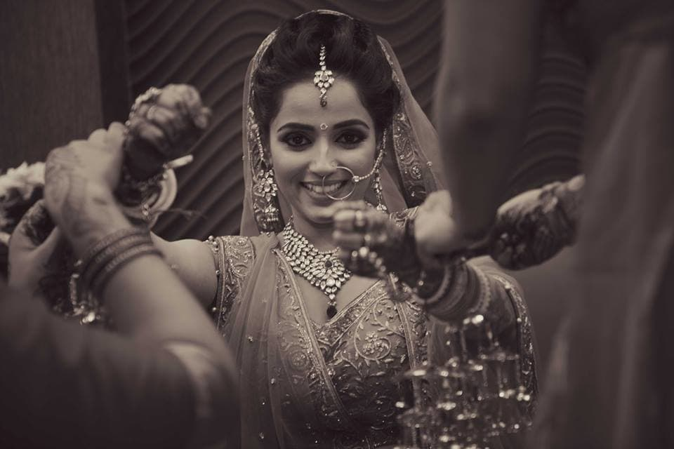 beautiful bridal click:pavan jacob photography
