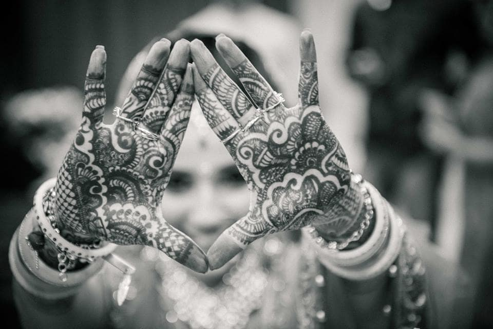 bridal mehandi:pavan jacob photography