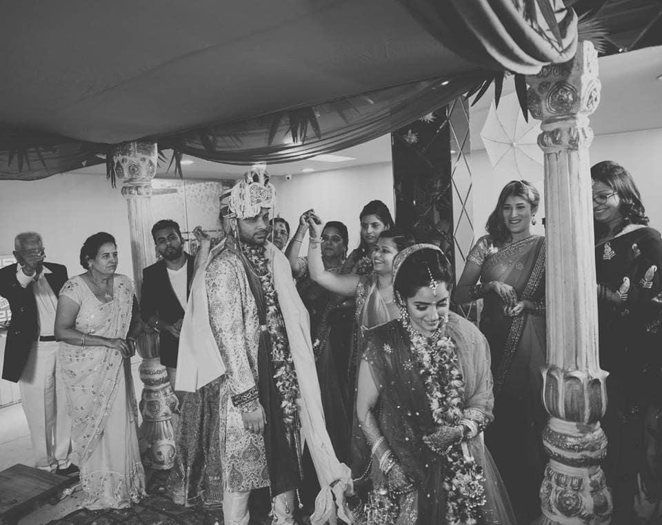wedding ritual phere:pavan jacob photography