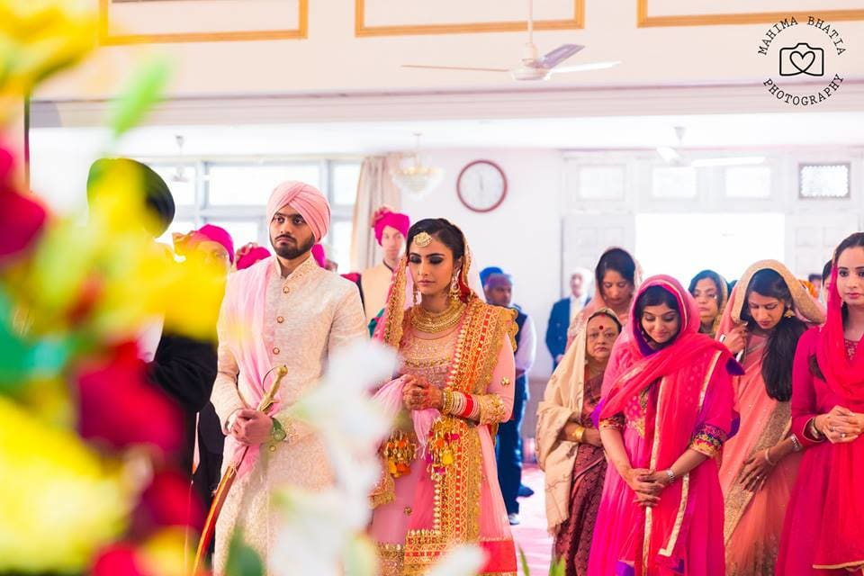 wedding rituals:mahima bhatia photography