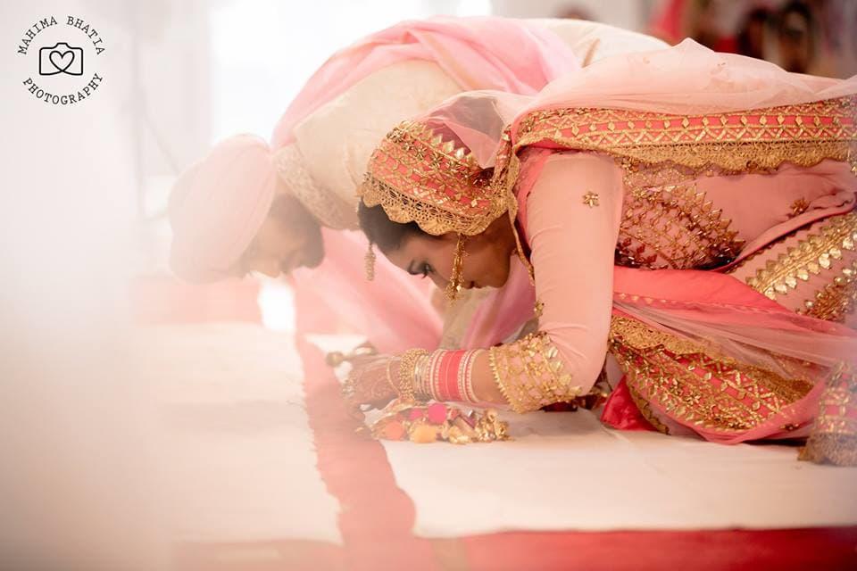 wedding rituals:mahima bhatia photography