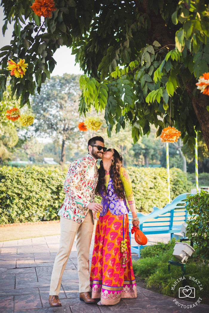pre wedding shot:mahima bhatia photography