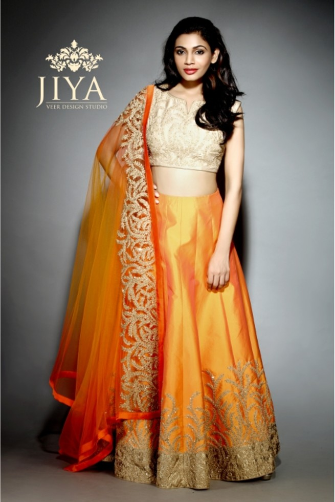 Portfolio Images Jiya By Veer Design Studio Santacruz East Western Suburbs Wedding Lehnga And Sarees Weddingplz