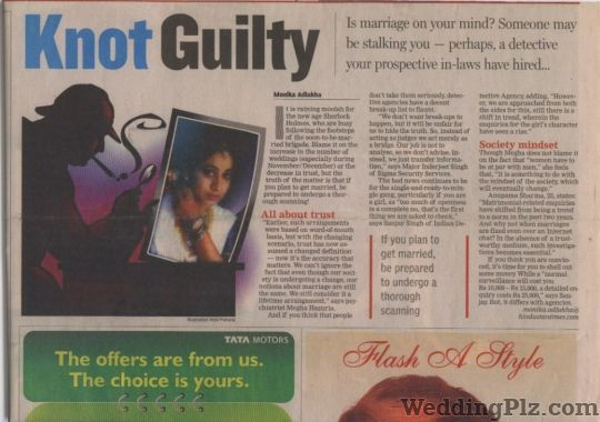 Indian Detective Agency Pvt Ltd Detective Services weddingplz