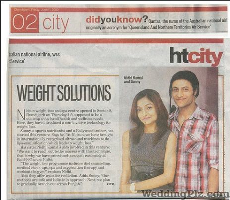 Nidsun Weight Loss and Spa Pvt Ltd Dieticians and Nutritionists weddingplz