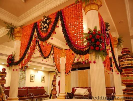 Prem Delhi Flower Decoration Florists weddingplz