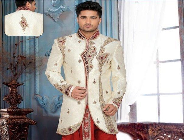 A R Garments Groom Wear weddingplz