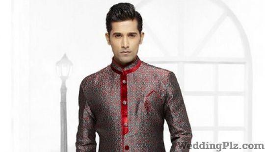 Man Mandir Suitings and Shirtings Groom Wear weddingplz