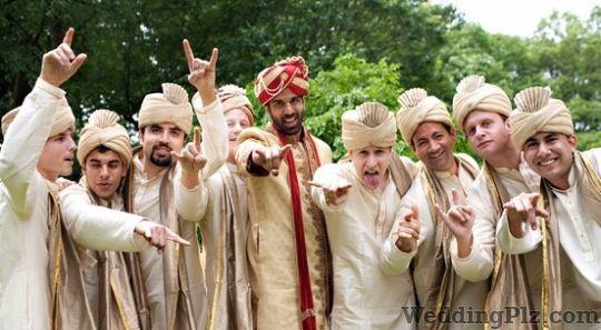 Guru Nanak Silk House Groom Wear weddingplz