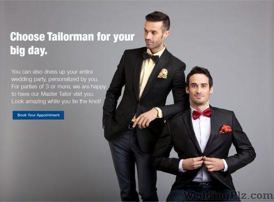 Tailorman Groom Wear weddingplz