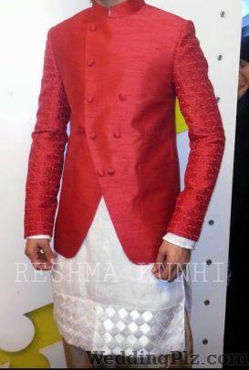 Reshma Kunhi Groom Wear weddingplz