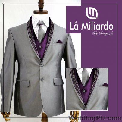 La Miliardo Groom Wear weddingplz