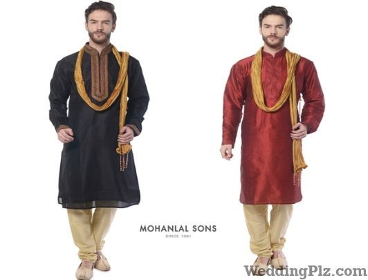 Mohanlal Sons Groom Wear weddingplz